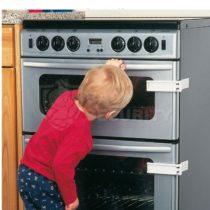 Блокиратор открывания дверцы духовки и СВЧ-печи, Clippasafe, арт.CL74