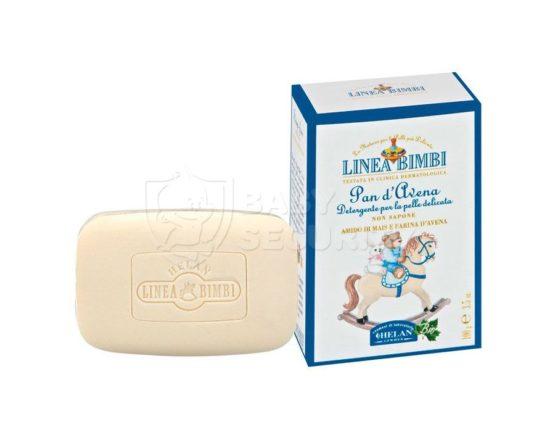 Органическое детское мыло без щелочи Linea Bimbi, Helan, 100г