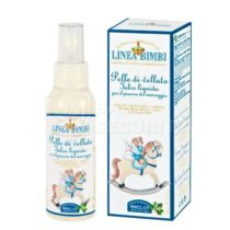 Жидкий тальк для деликатных мест, Linea Bimbi, Helan,100мл