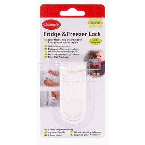 Защитный замок для холодильника, Clippasafe, арт.CL73