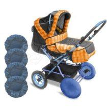 Чехлы на колеса для детской коляски, арт.130450
