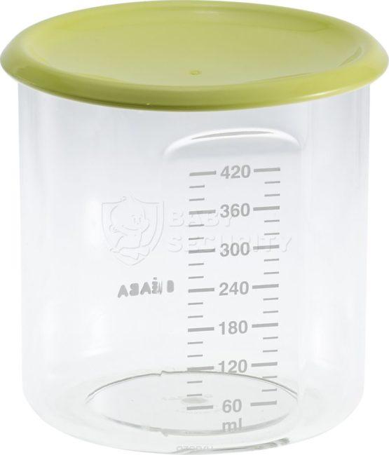"""Контейнер для детского питания """"FOOD JAR MAXI PORTIONS"""", Beaba, 420мл"""