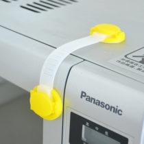 Блокиратор открывания универсальный (желтый или голубой)