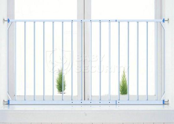 Защитная решетка на окно БЕЗ сверления рамы