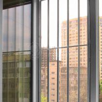 Решетка безопасности на окно