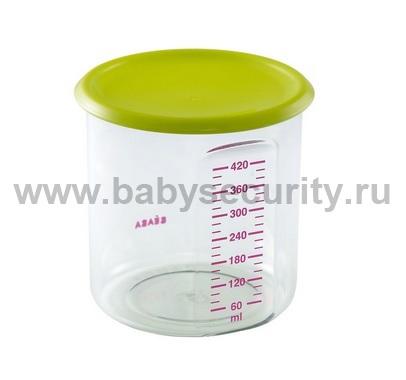 Контейнер для детского питания BEABA 500ML FOOD JAR MAXI + PORTIONS