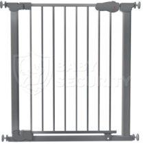 Ворота безопасности AUTO 73-80,5см, Safe&Care, ГРАФИТ
