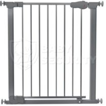 Ворота безопасности AUTO 73-80,5 (122,5) см, Safe&Care, ГРАФИТ, арт.301-03