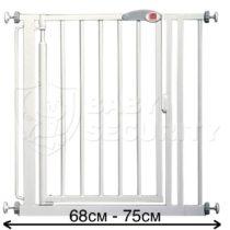 Ворота безопасности, RED CASTLE, 68,5-75,0см(до 145 см), арт.120098