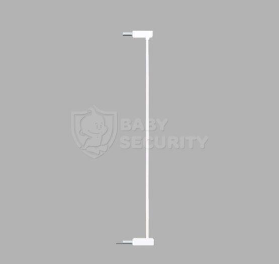 Дополнительная секция 7 см к воротам Safe&Care, БЕЛЫЙ, арт.901-01