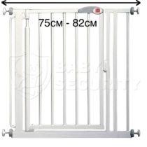 Ворота безопасности RED CASTLE, 75,0-82,0см(до 155 см), арт.120095