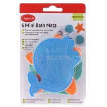 Мини-коврики против скольжения для ванной, Clippasafe, арт.CL37