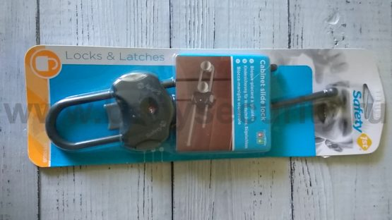 Блокирующее устройство для распашных дверей и ящиков Safety1st, арт.33110039