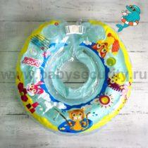 """Круг на шею для купания малышей ,""""Lubby"""", арт.14740"""