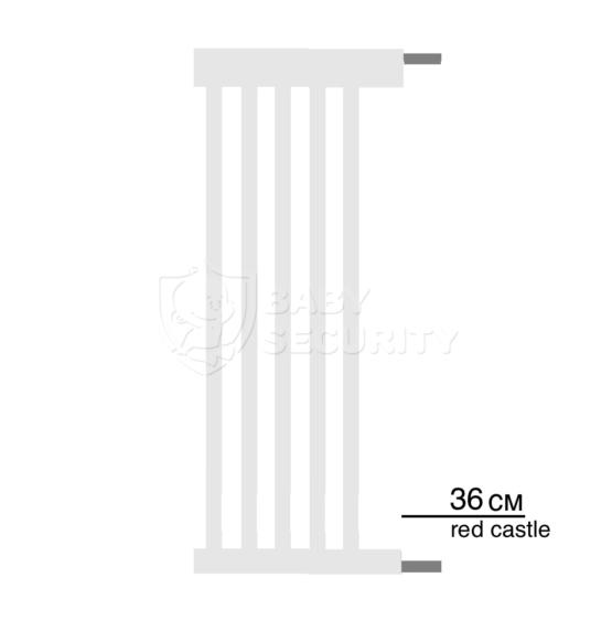 Дополнительная секция 36 см к воротам Red Castle, арт.120096