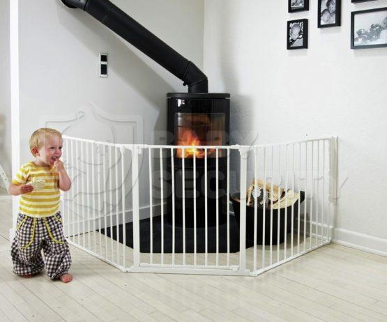 Ограждение-манеж Baby Safe, арт.001White