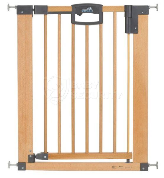 Ворота безопасности Geuther Easy Lock Natural, 68,5-76,5см, арт.2745