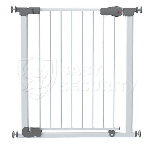 Ворота безопасности Safe&Care AUTO 73-80,5 (122,5) см, БЕЛЫЕ, арт.301-01