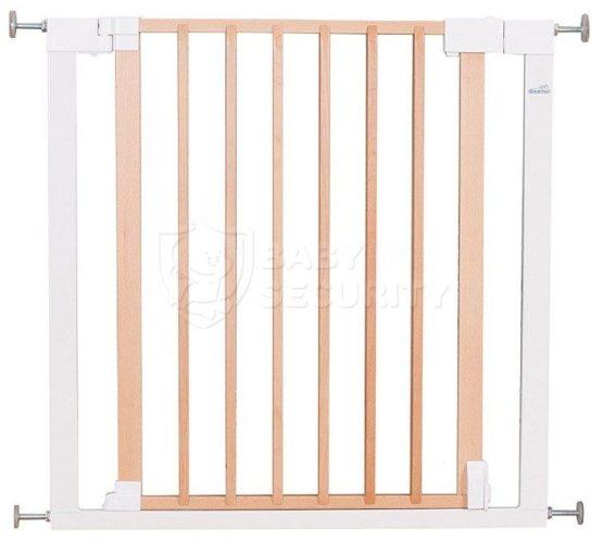Ворота безопасности Geuther Vario Safe, 74,5-82,5 см, натуральный