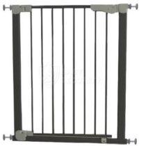 Ворота безопасности Safe&Care МЕХАНИКА, 73-80,5см, ГРАФИТ, арт.401-03