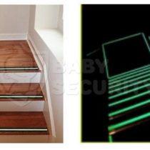 Противоскользящая клейкая лента для ступеней 5м х 2шт., Safe&Care