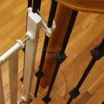 Комплект креплений для установки ворот на лестницах, Safe&Care