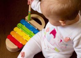 Безопасные развивающие игрушки
