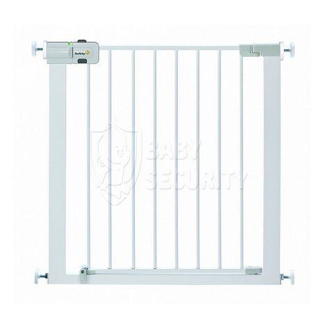 Ворота безопасности Safety 1st EASY CLOSE EXTRA TALL METAL, 73-80 см, цвет белый