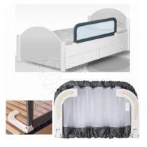 Защитный барьер  для детской кроватки, 106 см, Safety 1st
