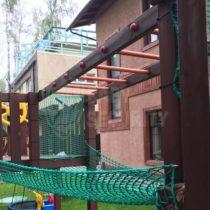 Защита-Ограждение для детских площадок, сетка
